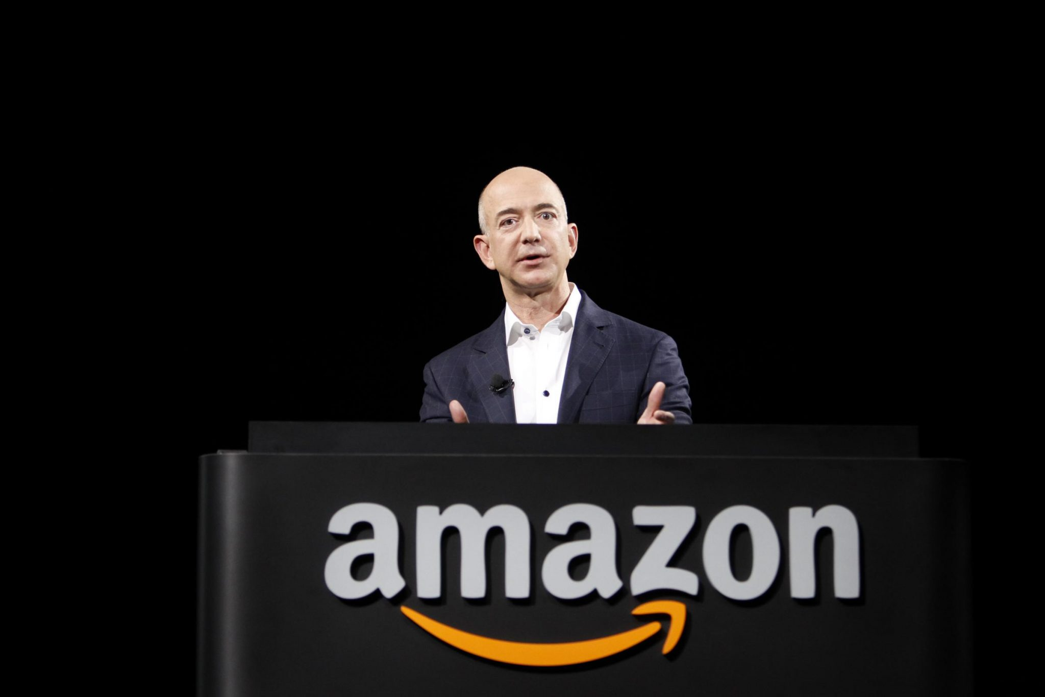 A For Amazon B For Bezos Forever Mogul