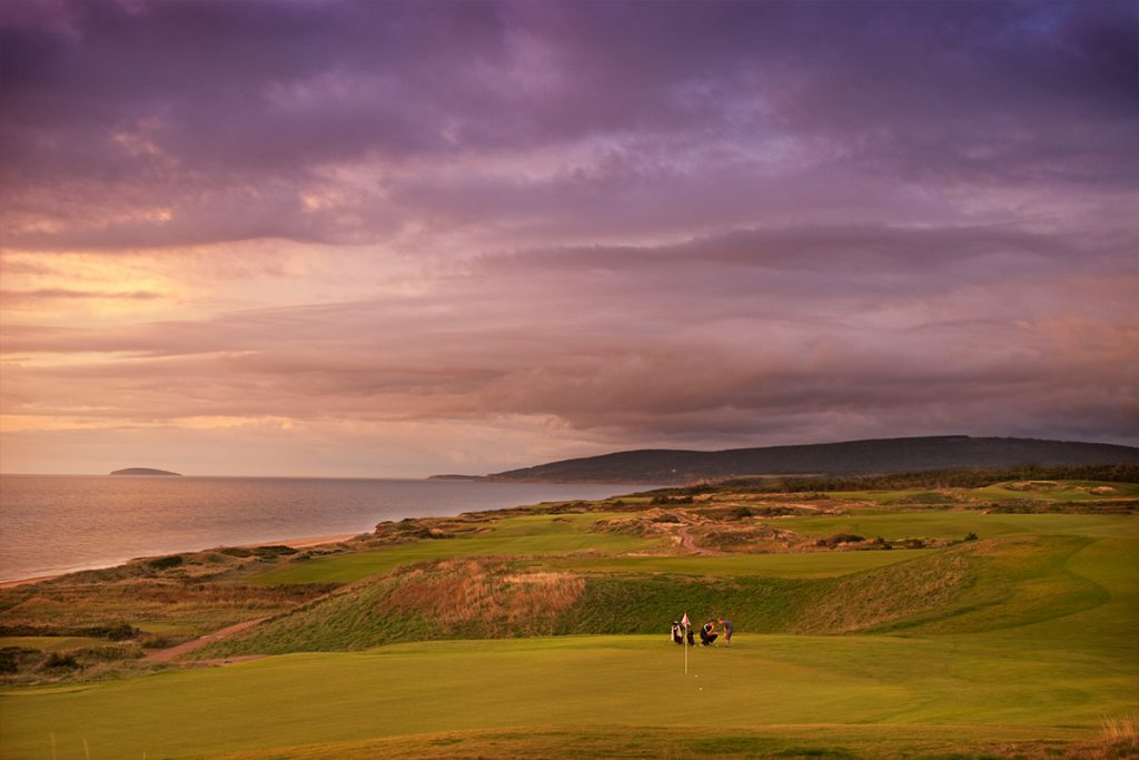 © Cabot Links