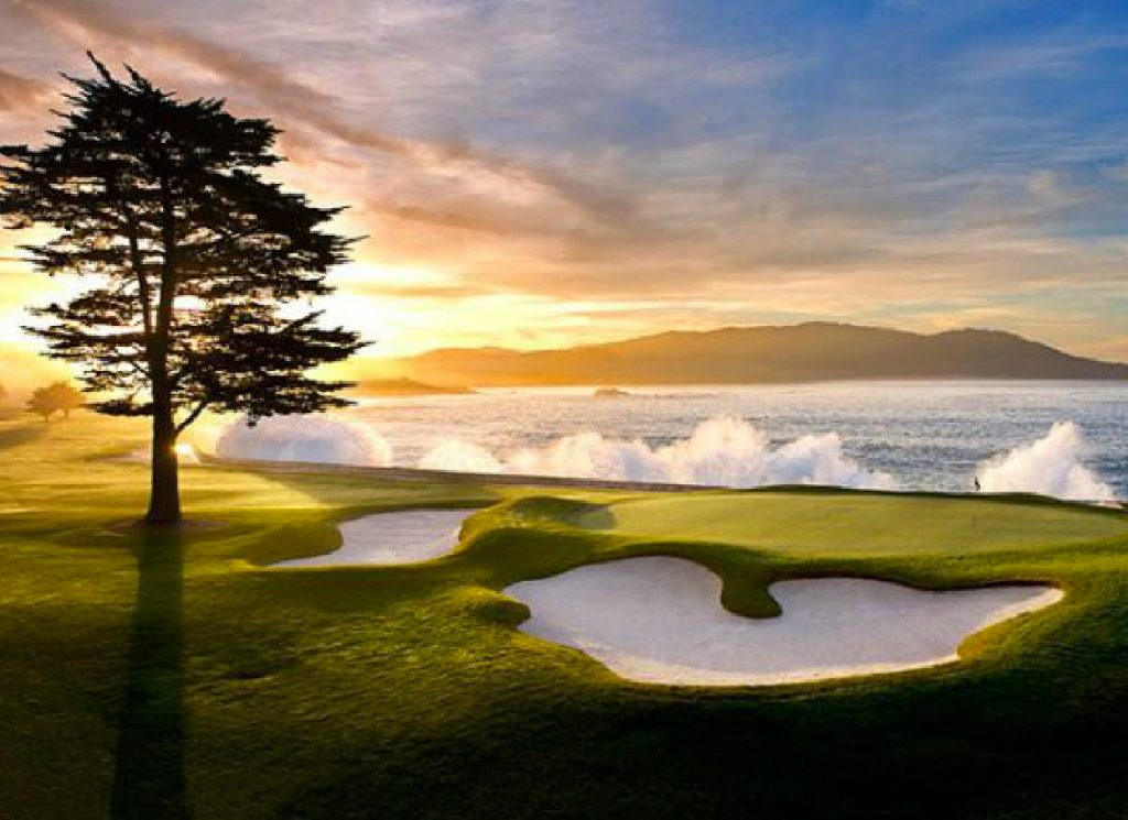 © The Pebble Beach Golf Resorts
