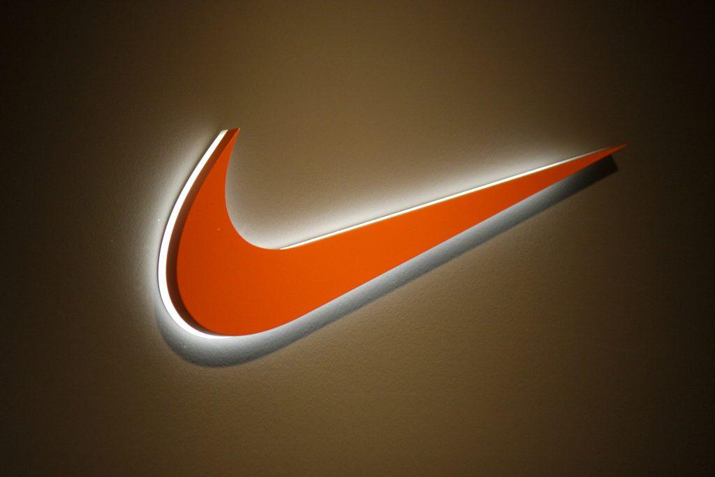 Nike-tick