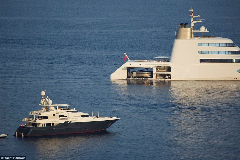 For Sale 300m The World S Most Extravagant Superyacht
