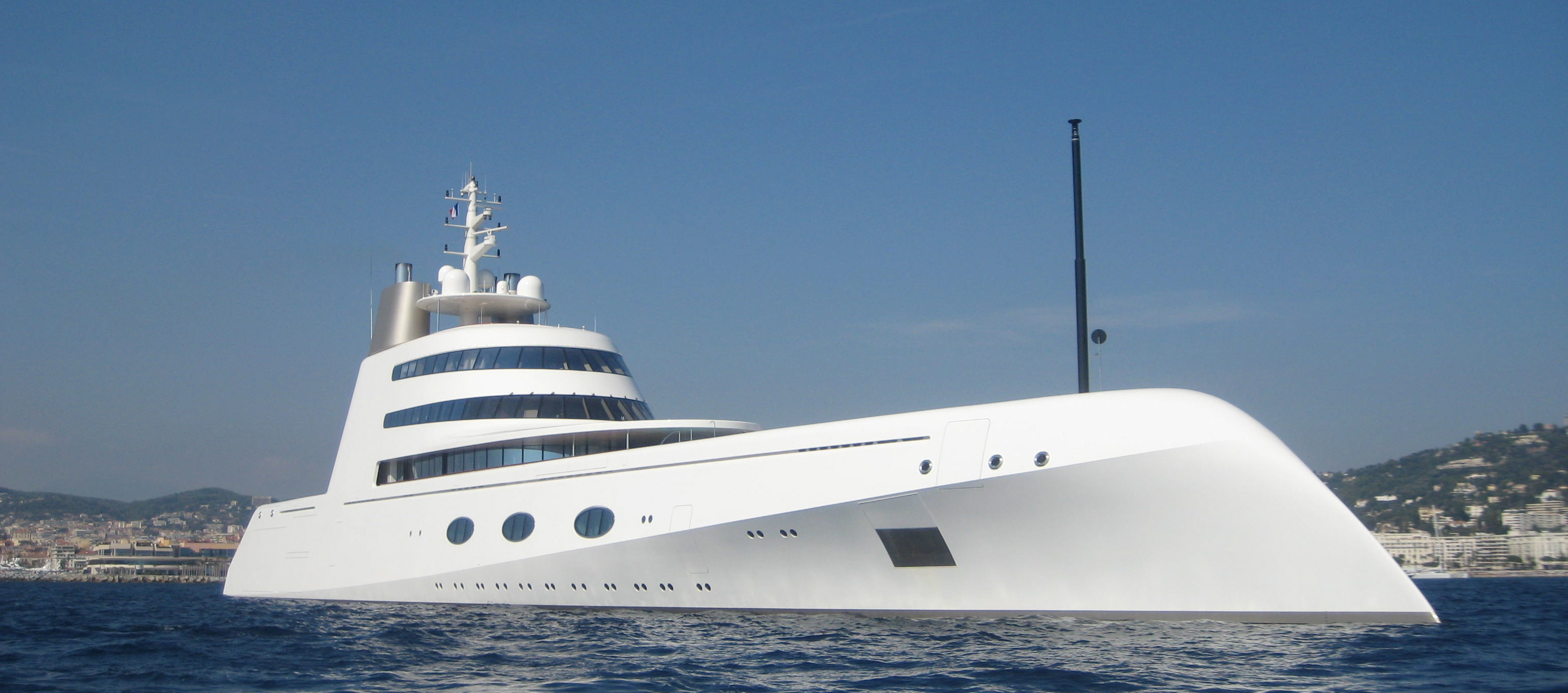 For Sale $300m: The World's Most Extravagant SuperYacht ...