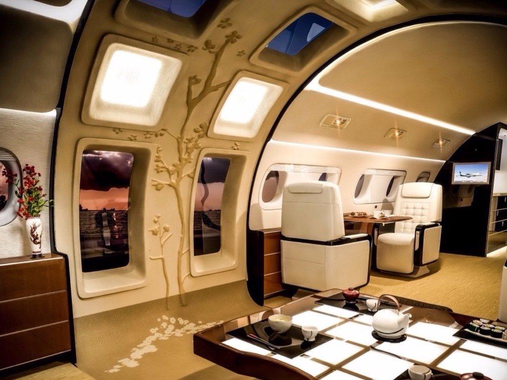 embraer kyoto airship 1