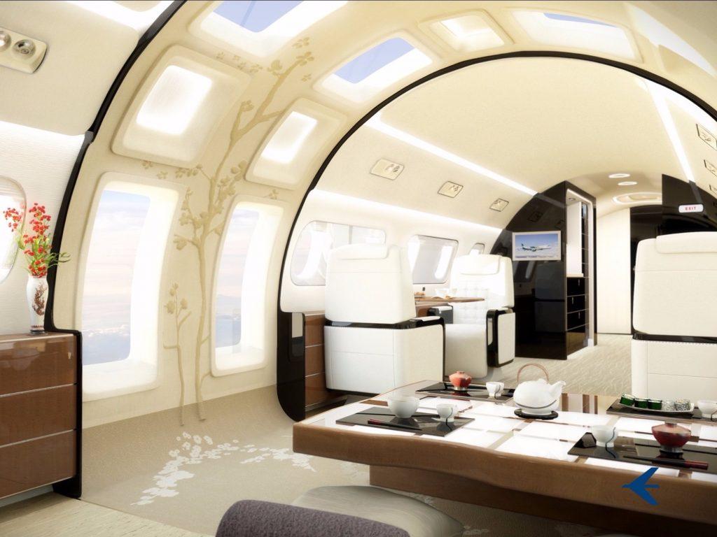 embraer kyoto airship 2