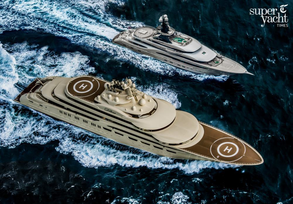 Dilbar The New World S Largest Yacht The Business Mogul Lifestyle