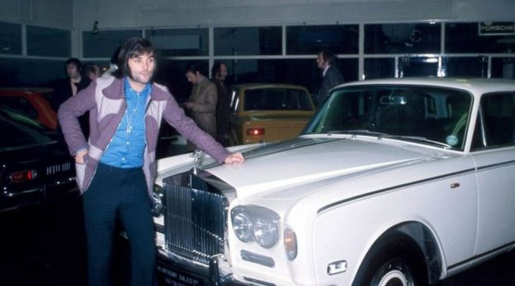 george-best-rolls-royce