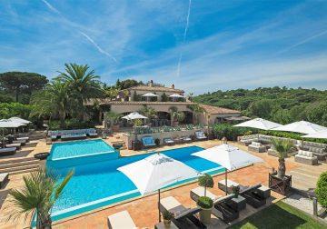 Breathtaking $20M Saint-Tropez Villa on the Mediterranean