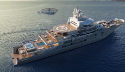 SOLD: Ulysses, The Ultimate Explorer Yacht!