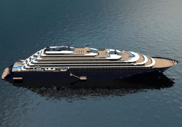 Experience The New Ritz Carlton's Cruise Line