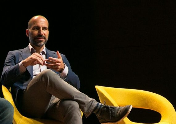 Uber's New CEO Gives A Master Lesson In Leadership