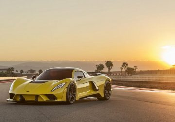 Hennessey Debuts $1.6 million Venom F5 Hypercar