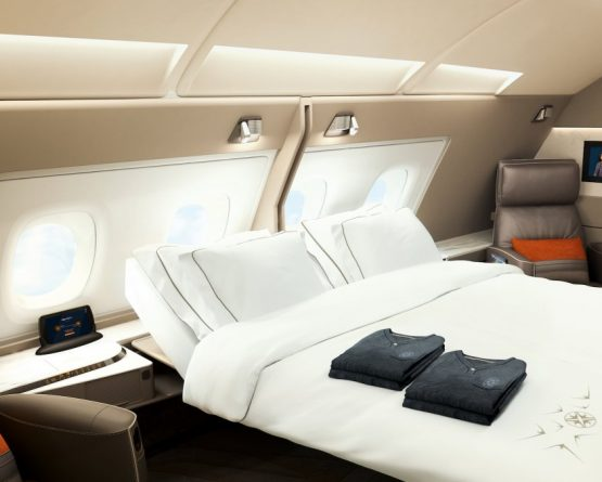 Singapore Airlines New Airbus A380