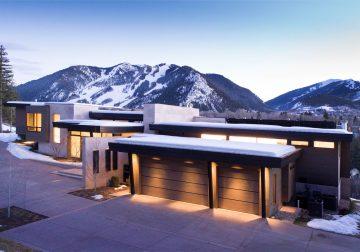 Stunning $32 Million Contemporary Aspen Ski Home