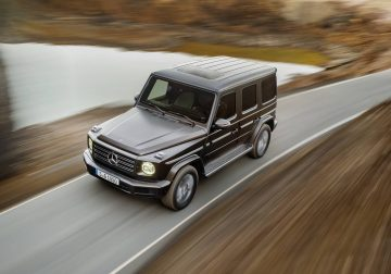 The New Mercedes-Benz G-Class Revealed