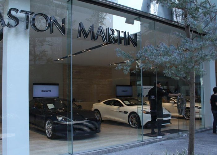 brand new aston martin dealership to open in china forever mogul. Black Bedroom Furniture Sets. Home Design Ideas