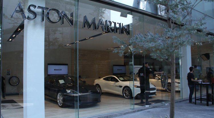 Aston Martin Dealership