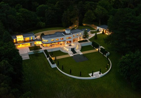 U.S Ambassador's English Country Estate - Cherry Hill