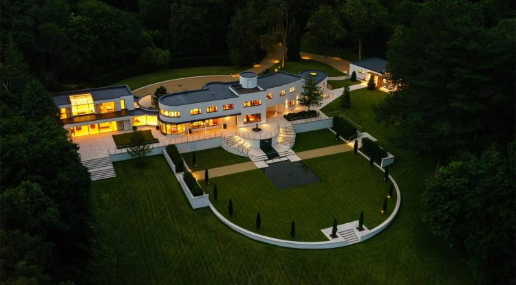 U.S Ambassador's English Country Estate - Cherry Hill