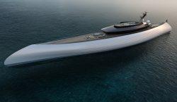 Oceanco Unveils New Superyacht Design