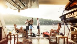 Lavish Superyacht Amenities and Incredible Water Toys